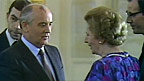 How Thatcher was perceived abroad