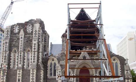 Photo of Christchurch Cathedral