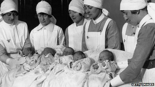 Bebés nacidos un 29 de febrero