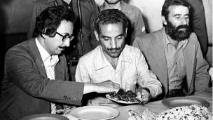 محمد علی رجایی و ابوالحسن بنی صدر