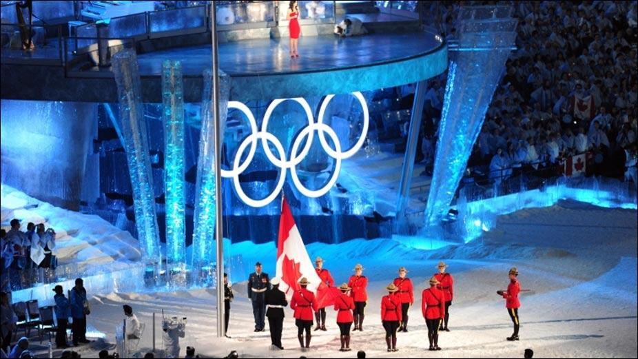 Зимние олимпийские игры открытие видео