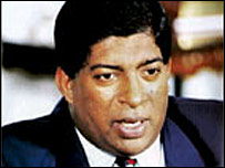Ravi Karunanayake, MP