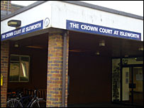 Isleworth Crown Court (photo Saroj Pathirana)
