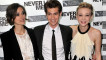 Keira Knightley, Andrew Garfield ve Carey Mulligan