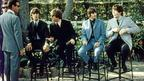 Os Beatles. Crédito: Dr Robert Beck/Omega Auctions/PA Wire