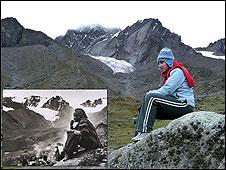 Comparación de montañas peruanas