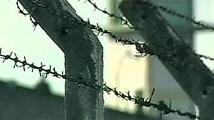 Cerca de prisão brasileira
