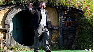 Peter Jackson, director de El Hobbit