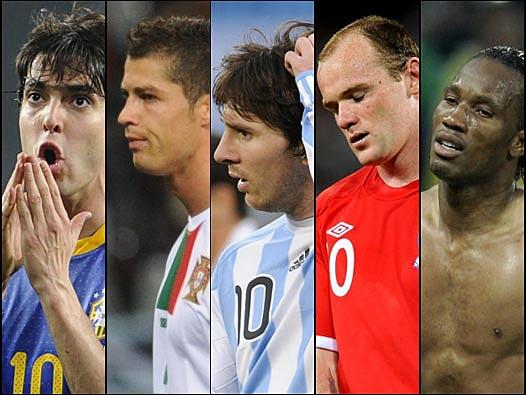 """Los """"malditos"""" del Mundial"""