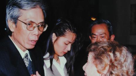 Ông Nguyễn Chí Thiện khi mới sang Hoa Kỳ