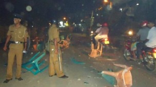 Election violence in Akkaraipattu (file photo)