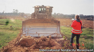 Rachel Corrie (Foto International Solidarity Movement)