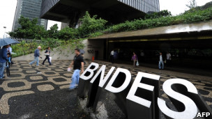 Sede do BNDES/ AFP