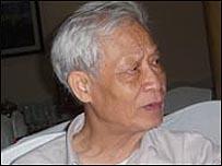 Giáo sư Nguyễn Đăng Mạnh