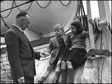 Children being moved to Australia