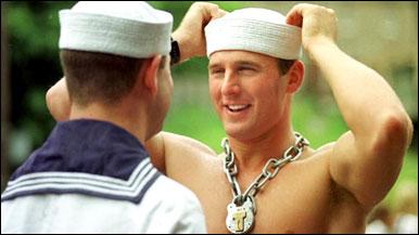русские военные гей