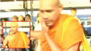 Buddhist monk assaulted in Chennai railway station