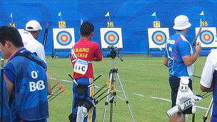 Burma Archer Nay Myo Aung