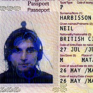Neil Harbisson