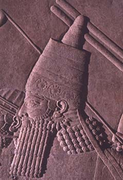 هنا سنأخذكم جوله حول تاريخ وحضاره للتعرف على آثار وادي الرافدين او سنسميه بـــــلاد الرافدين Mesopotamia_ashurbanipal