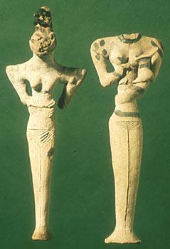 هنا سنأخذكم جوله حول تاريخ وحضاره للتعرف على آثار وادي الرافدين او سنسميه بـــــلاد الرافدين Mesopotamia_figurine