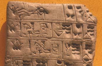 أصل الأرقام Mesopotamia_writing