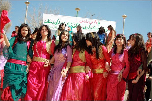 الاحتفال بيوم المرأة العالمي