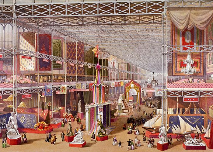 A history of the department store