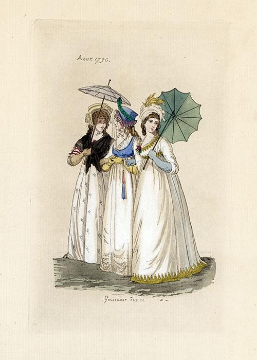 The Grand Fashionable Magazine became a centre of social activity and was a place where unchaperoned women could congregate freely