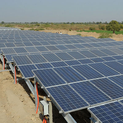 The ingenious 'solar canals' of India