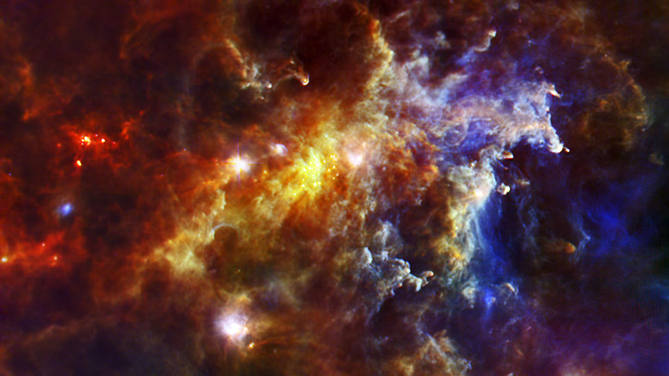 Europe's billion-euro Herschel space observatory has ended its mission to image the far-infrared Universe.