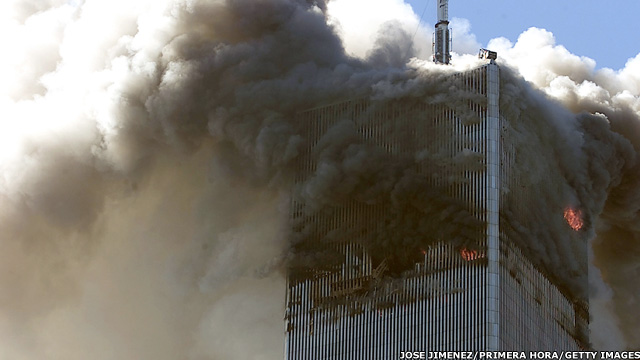 Bbc News 9 11 Timeline The Story Of The Day