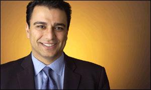Omid Kurdestani, Google sales boss