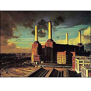 Animals, do Pink Floyd, cortesia de Rockoptic