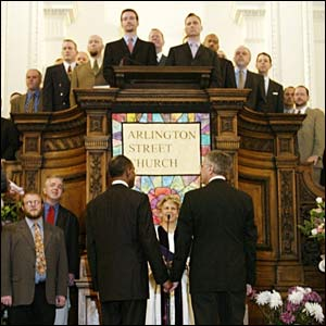 Casamento gay em Massachusetts