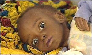 Muitos angolanos estão passando fome