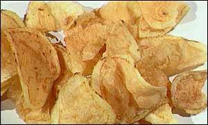 A batata frita contém um composto cancerígeno