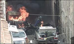 Grupo foi autor de vários atentados à bomba