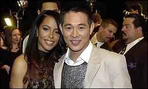 Aaliyah estreou no cinema ano passado