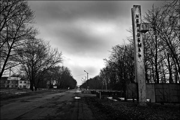 В Чернобыльской зоне обнаружено чудо Автор.