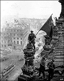 El Ejército Rojo captura Berlín