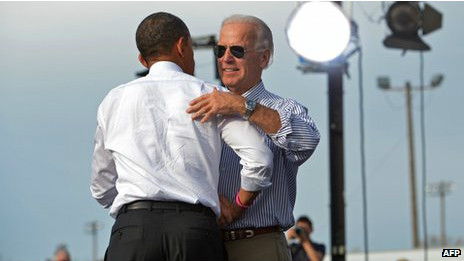Барак Обама і Джо Байден