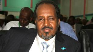 BBC Somali - Warar - Xasan Shiikh ayaa loo doortay Madaxweyne