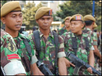Military in Indonesia