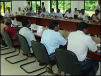 LTTE and TNA discussing election strategy
