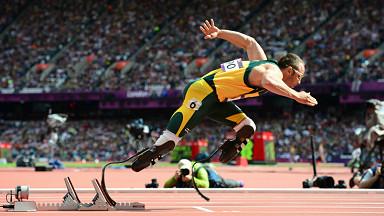 c93f72acc1 Personas con todos tipo de discapacidades pueden competir en atletismo