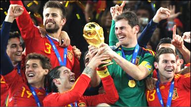 Чемпионат мира в испании по футболу