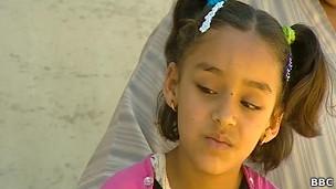 bbc mundo noticias arwa el conflicto en libia desde los ojos de una ni a. Black Bedroom Furniture Sets. Home Design Ideas