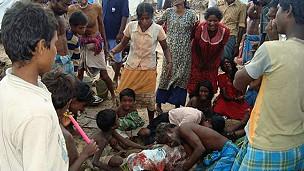 BBC Hausa - News - 'Majalisar dinkin duniya ta gaza matuka a Sri Lanka'