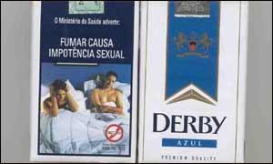 la nicotina causa impotencia
